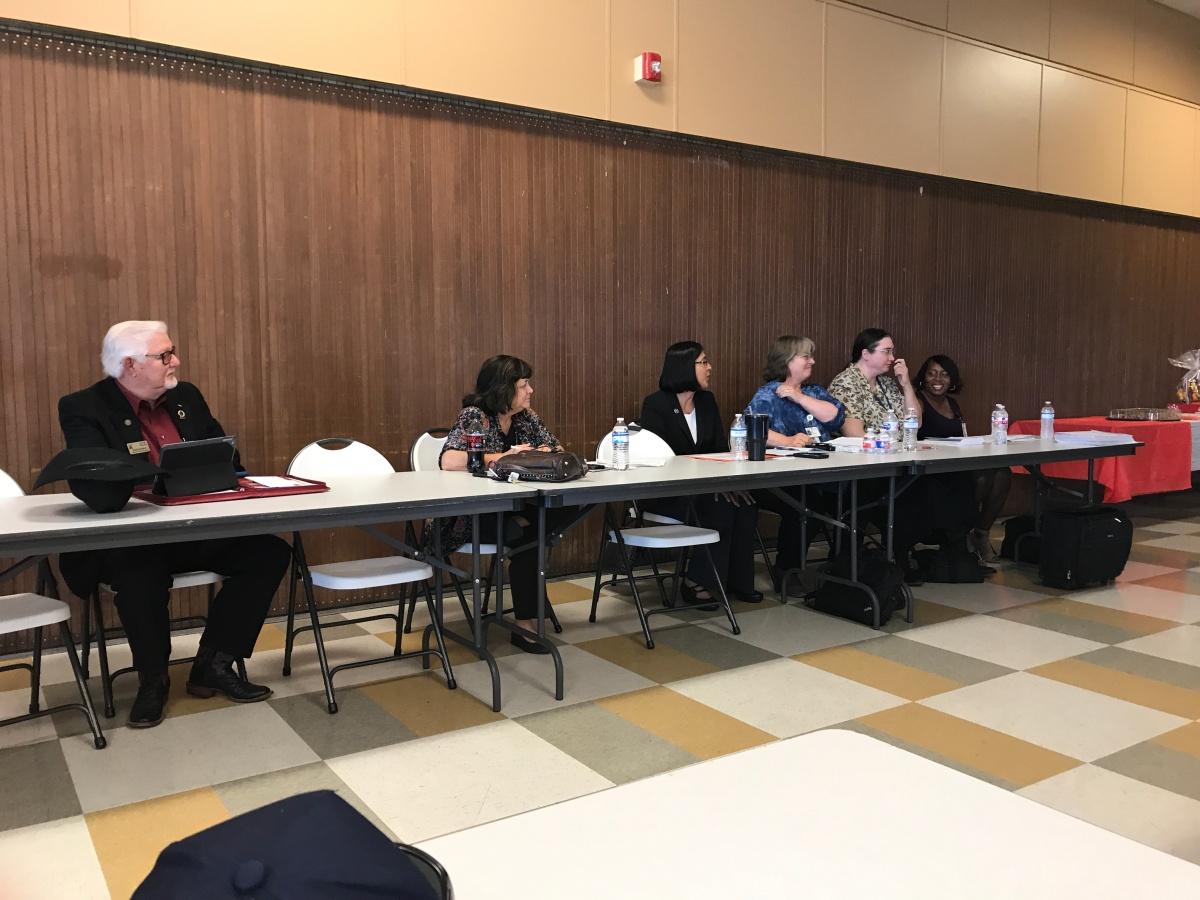 Meeting at CANN TexasChapter